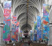 Tony Minnion - Textiles & digital arts