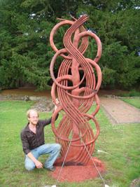 Doug King-Smith - World Musician & Wood Sculptor