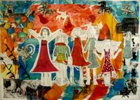 Sophie Fordham - Printmaker & painter