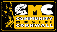 Community Music Cornwall- music workshops & tuition