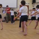 Jinga Communities Capoeira workshop