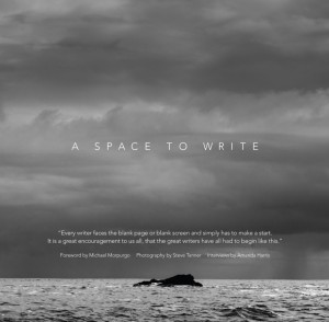 A Space to Write - cover